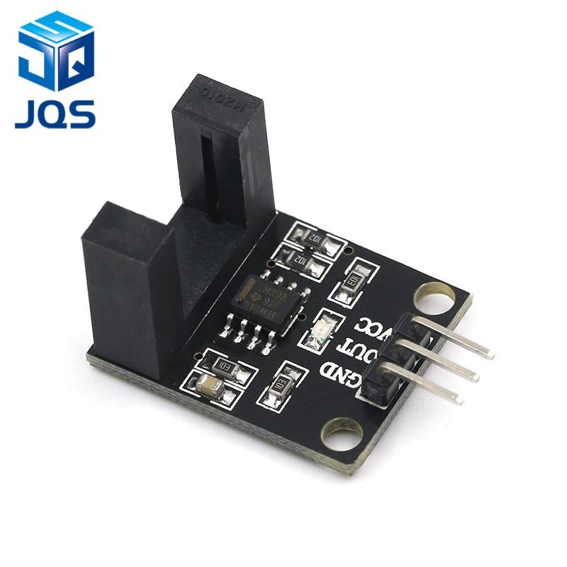 Beam Photoelectric Sensor Electric Counter Module LM393 Motor Count Speed Sensor Module Test Module Groove Coupler Module