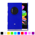 Para Microsoft Lumia 1020 mate de goma de goma cubre para Microsoft Nokia Lumia 1020 estuche de plástico duro cajas del teléfono de protección