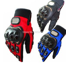 2014 Brand Original luvas Motos Motorcycle Gloves Full Finger Breathe Motocross Racing Gloves Motorbike Bicycle Driving Gloves