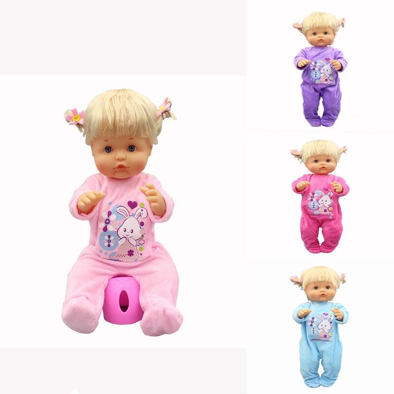Rabbit Jumpsuits Set Clothes Fit 42 Cm Nenuco Doll Nenuco Y Su Hermanita Doll Accessories