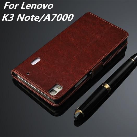 Fundas Lenovo A7000 Flip Cover Case för Lenovo K3 Note Cuque - Reservdelar och tillbehör för mobiltelefoner