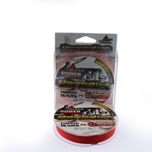 Super fishing line pe 100M 4x fishing braid strong braided line for sale the best fishing cord on sale fishing thread