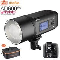 Godox ad600pro ad600 Pro HSS 1/8000 s TTL 2.4 г Беспроводной Открытый Вспышка фотографии огни + x1t n триггер для Nikon SLR Камера