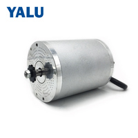 YALU MY1020 upgrade Brushless Motor BM1109 48V 2000W 5500RPM High Speed Electric Scooter E Bike Electric Bicycle Motorcycle Part