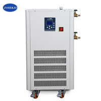 Lab Multi Function High and Low Temperature Circulating with Device Digital Display Refrigeration for Glass Reactor