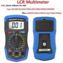 Tools - Measurement  - HoldPeak HP-4070L Capacitance Meter Digital  Inductance Meter LCR Meter  HFE Test Manual Range