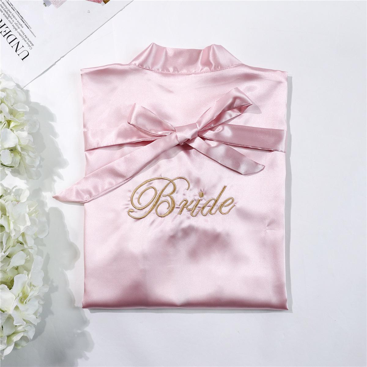 Bride - pink