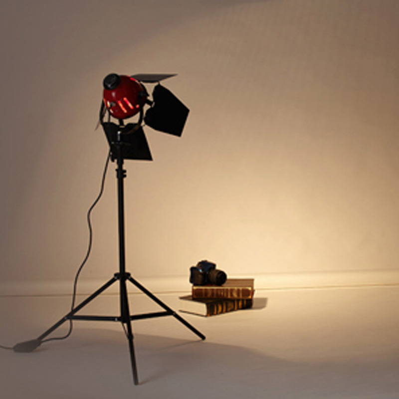 Selens Redhead Light with Brightness Dimmer 800w 220V For Filming Studio Continuous Lighting Studio Light with tripodSelens Redhead Light with Brightness Dimmer 800w 220V For Filming Studio Continuous Lighting Studio Light with tripod