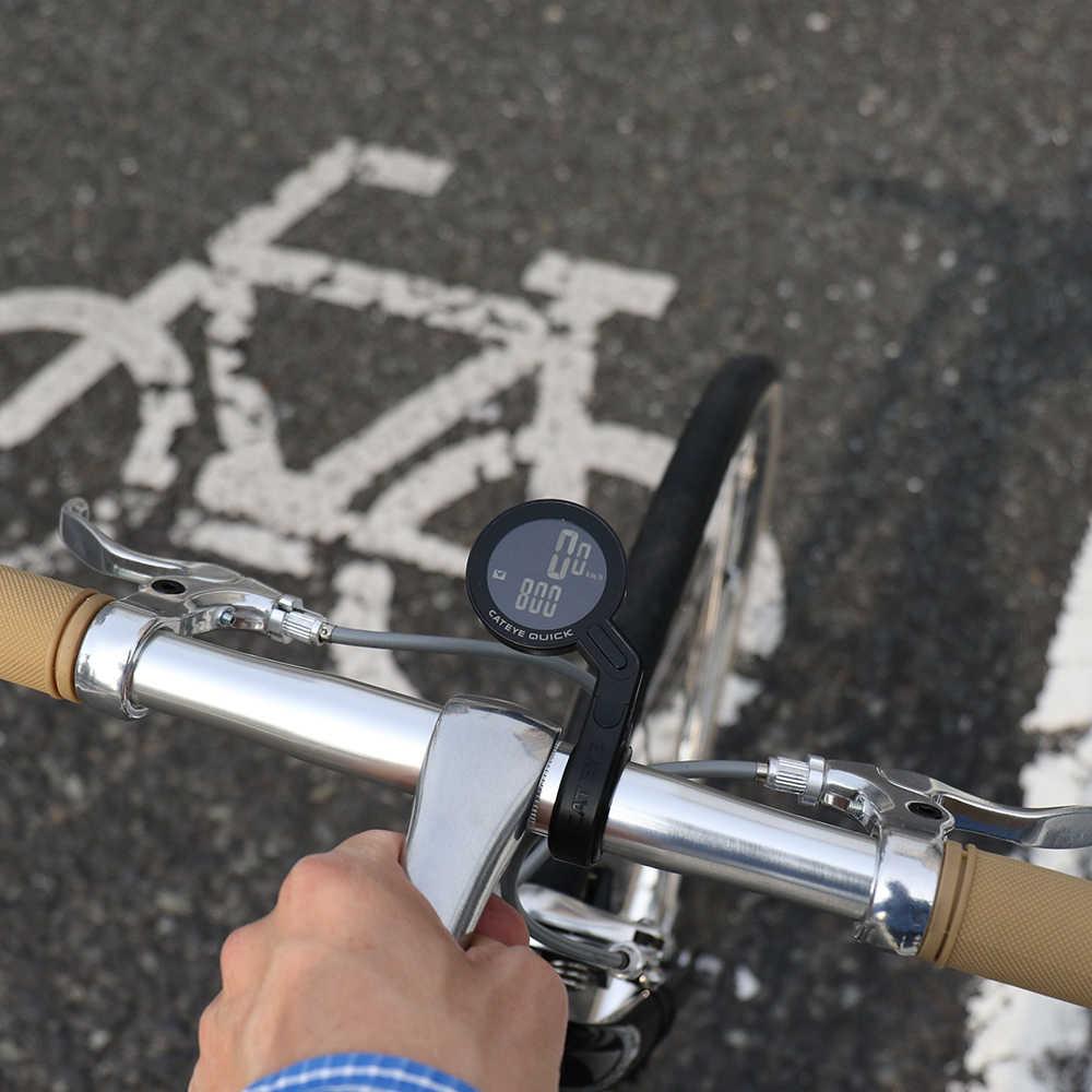 e175db9b3 ... CATEYE CC-RS100W ciclismo bicicleta inalámbrico ordenador Digital  velocímetro montaña carretera bicicleta cronómetro Japón ultra ...
