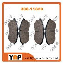 Новые передние уличные тормозные колодки с для FITSubaru Outback 2.5L 308,11820 2008
