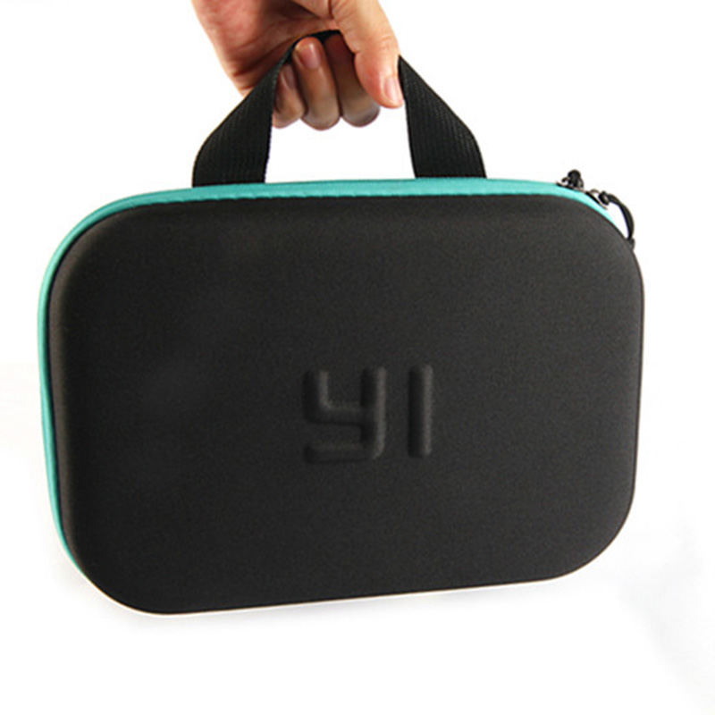 Portable Original Bag Case For Xiaomi Yi Action Camera For Gopro Waterproof Case Xiaoyi Storage Camera Bag with Retail box ...