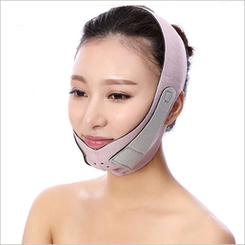 Face Lifting Tools Thin Face Bandage Reduce Double Chin Slimming Face Mask Facial Thin Masseter Women Beauty V-shaped Face Care