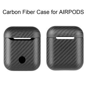 Image 5 - Dustproof Shockproof Carbon Fiber Earphone Protective Case For Apple AirPods Slim Light Cover for Apple AirPods Pro 3 2 1 Case