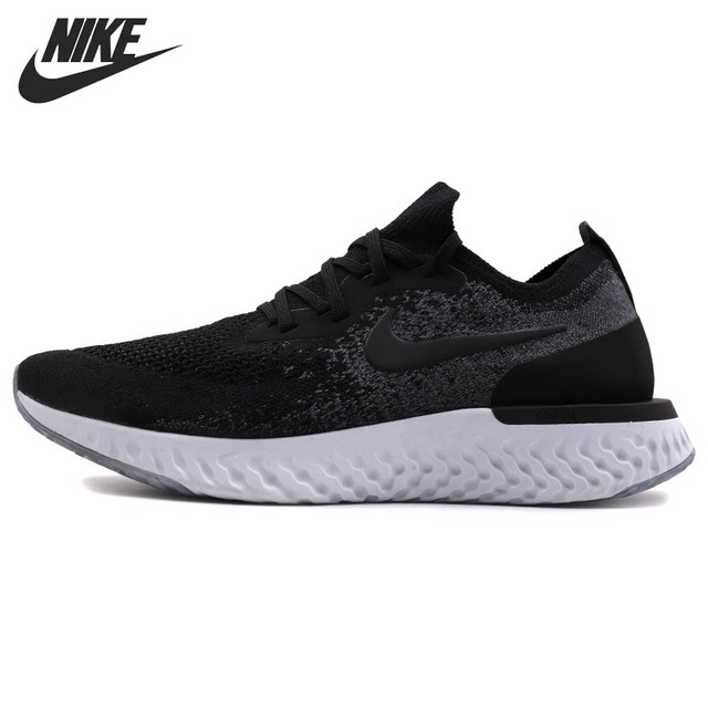 e95b0cccc Original New Arrival 2018 NIKE EPIC REACT FLYKNIT Men s Running Shoes  Sneakers