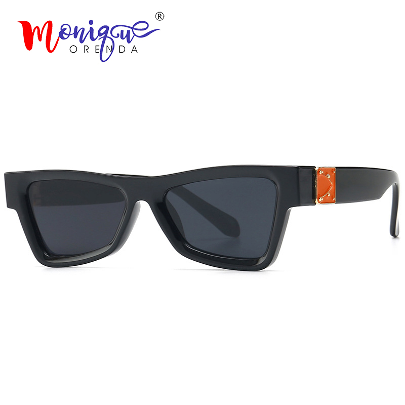 Sunglasses Women Ladies Shades Eyewear Cat-Eye Vintage Brand Designer Small UV400 Oculos