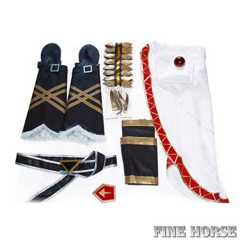 Kid Icarus Uprising Pit Cosplay Costume