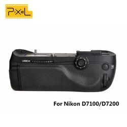 PIXEL VERTAX D15 BATTERY CRIP MULTI-POWER BATTERY PACK VERTICAL GRIP FOR NIKON D7100/D7200