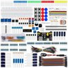 For Raspberry Pi Arduino UNO Project Super Starter Kit Power Supply Module Compatible UNO R3 Pro
