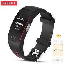 GASON Sport Smart Watch Bracelet Band Heart Blood Pressure Monitor Fitness Calorie Wristband waterproof Sleep Tracker Pedometer