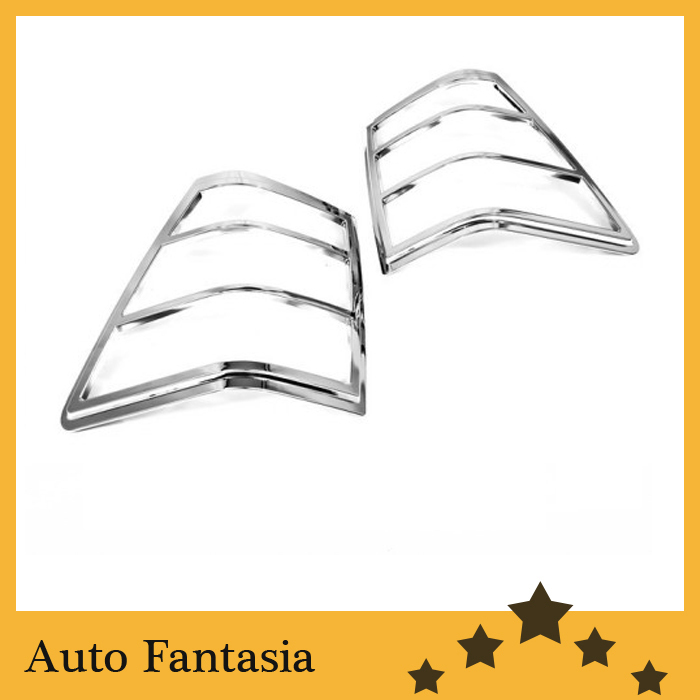 Chrome Tail Light Cover for Jeep Grand Cherokee 05-10--Free Shipping high quality chrome tail light cover for skoda octavia mk2 04 08 free shipping