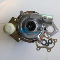 turbocharger RHF5 RHF4 8972402101 VIDA VA420037 FOR ISUZU D MAX 2.5 TD VB420037 VC420037 4JA1L 2004