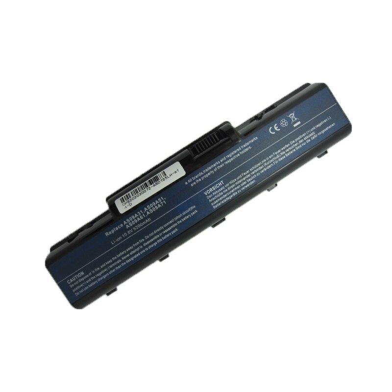 Batería para portátil HSW 5200 mah para EMACHINES E525 E627 E725 - Accesorios para laptop - foto 2