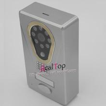 DIY Home Access Door Open Remote Control Camera Doorbell Wireless Wifi IP Video Door Phone,Wireless IP Intercom