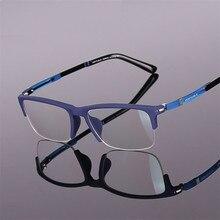 9b828083e7cdde Designer lunettes De Mode TR90 lunettes lunettes de cadre ultra-léger  myopie hommes et femmes rétro boîte à oeil cadres prescrip.