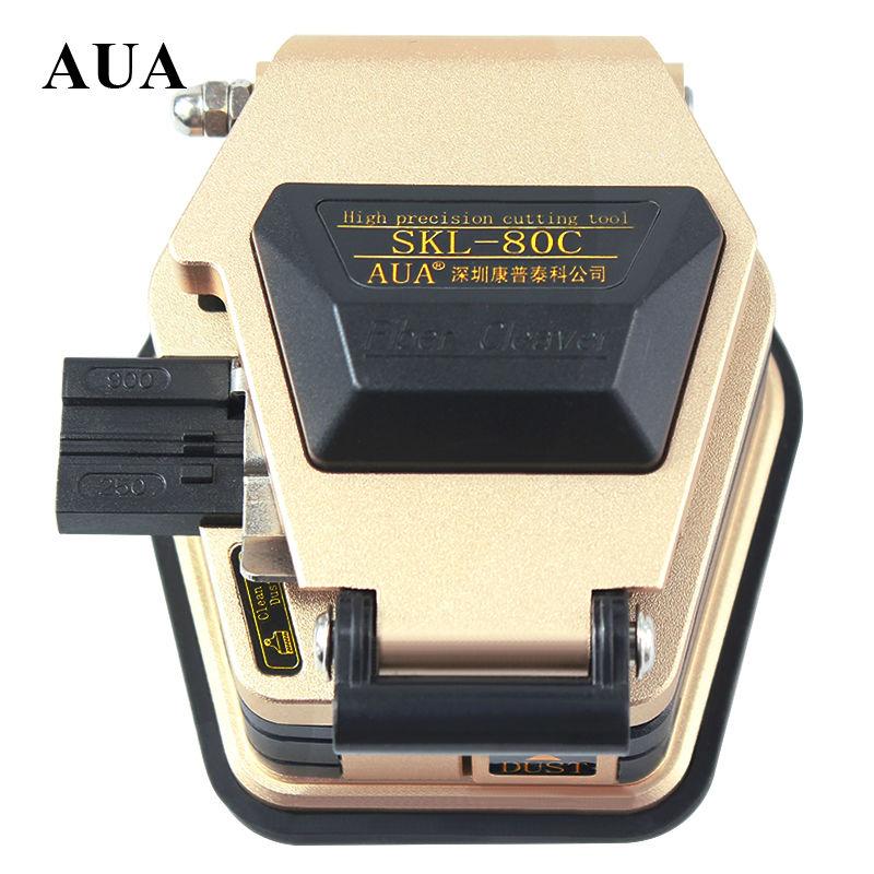 bilder für Kostenloser Versand High Precision Faser-spalter Optic Connector AUA SKL-6C Optische Faser-spalter, Verwendet in FTTX FTTH