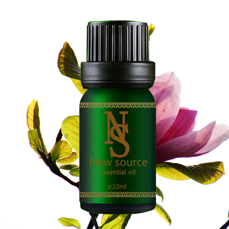 Magnolia Flower Essential Oil- Forbedre immunitet / Eliminer lukt / nyttig for forkjølelse / hoste 10ml A14