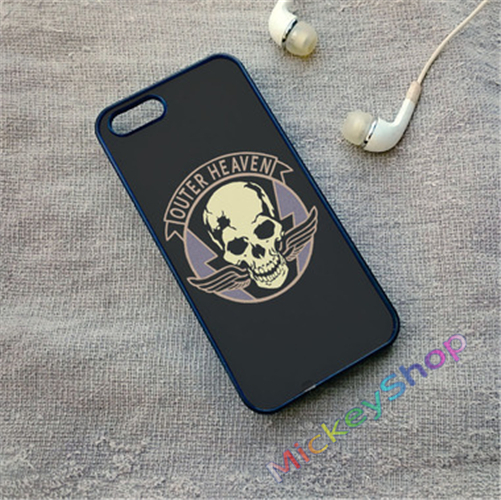 OUTER HEAVEN METAL GEAR SOLID V THE PHANTOM PAIN phone case cover for iphone 4 4s 5 5s SE 5c for 6 6 plus 6S 6S plus 7 7 plus
