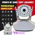 30pc/lot  wholesale factory free shipping Wireless IP Camera Wifi  720P HD CCTV sd card Mega P2P Alarm Baby monitor   Record