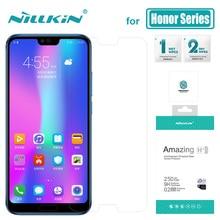 Для Huawei Honor 9 lite Стекло Nillkin 9 H жесткий 2.5D Закаленное Стекло Экран протектор для Huawei Honor 9 lite защитный Стекло