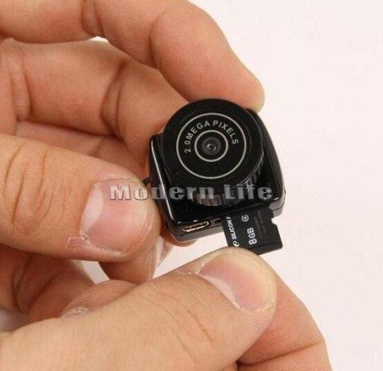 Dinto Mini Camcorder Super Ultra Smallest Portable camera HD CMOS 2.0 Mega Pixel Video Audio Camera 720P JPG 480P DVR Recorder