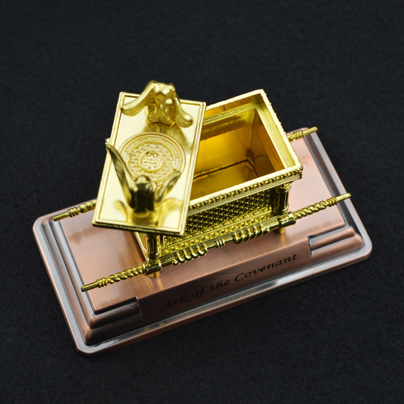 """Image 4 - Sale Amazing Ark Of The Covenant Jewish Testimony Judaica Israel Gift 4"""" Long-in Jewelry Tools & Equipments from Jewelry & Accessories"""