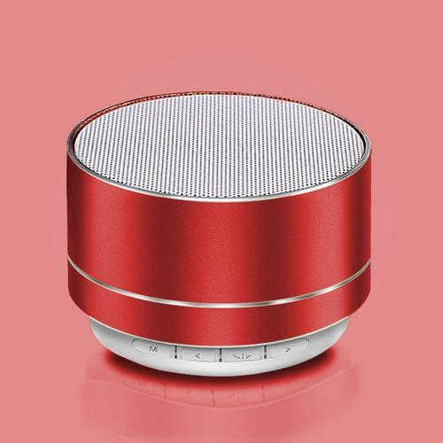 Портативный беспроводной Bluetooth динамик сабвуфер мини HiFi стерео с USB TF карты