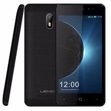 LEAGOO Z6 3G Smartphone 4.97″ Display Android 6.0 MT6580M Quad Core 1.3GHz 1GB RAM+8GB ROM 2000mAh Fingerprint Mobile Phone FM