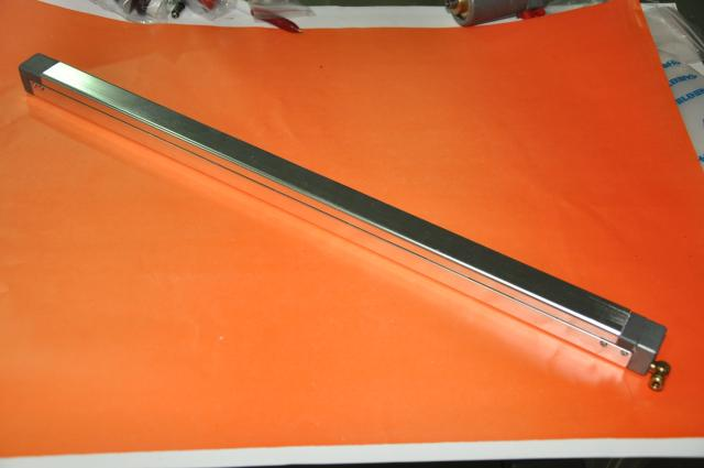 00.580.4473/03, Heidelberg pinza, L = 511mm, macchine heidelberg SM 52, Heidelberg SM52 clip airbag