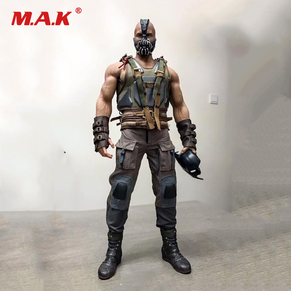 1/6 Scale Action Figure PH M34 Super Strong Male Body & Batman Bane Head Sculpt Without Clothing Suits for Collection Gift p80 panasonic super high cost complete air cutter torches torch head body straigh machine arc starting 12foot