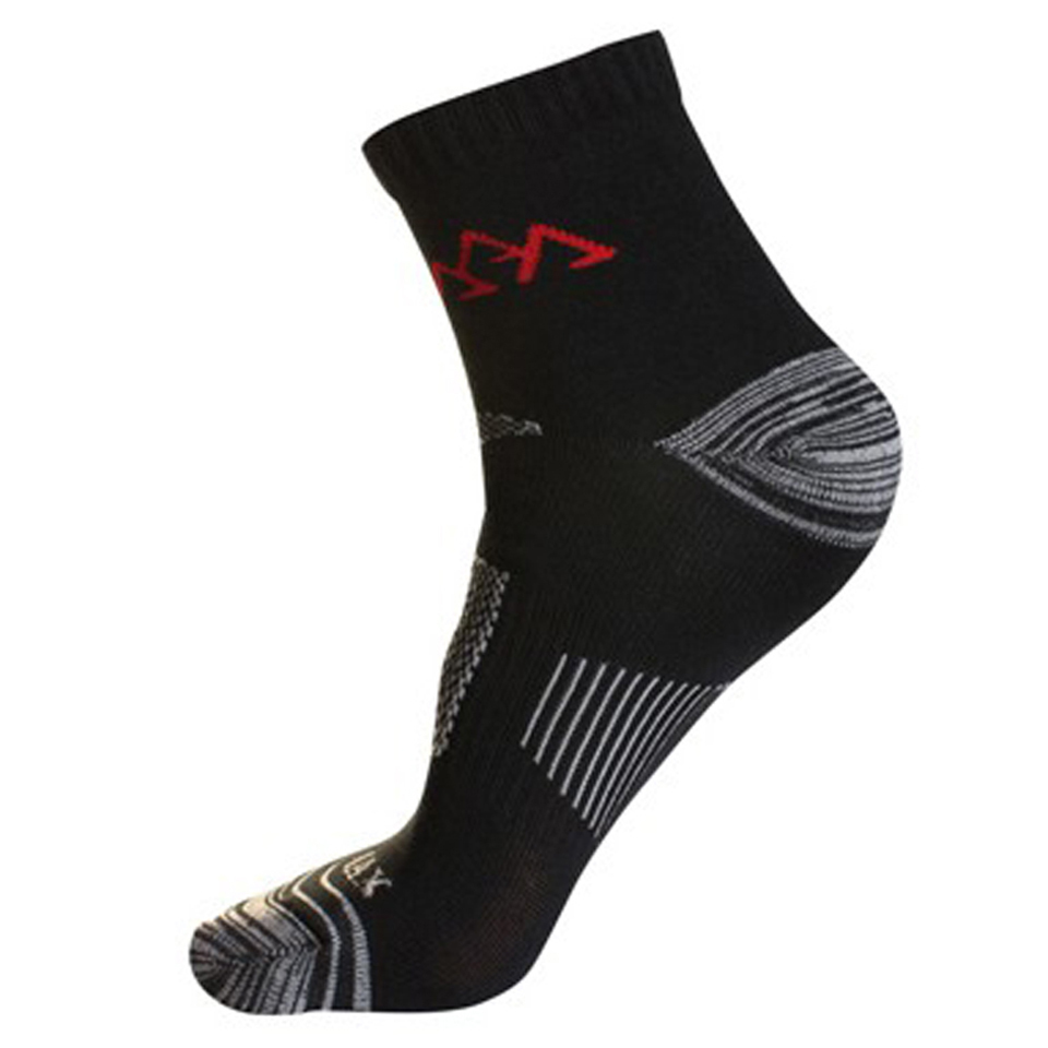 3Pairs Mäns Quick Drying Socks Coolmax Outdoor Socks För Vandring Trekking Running Cykling Sport Thermosocks
