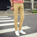 Brand New Men Pants Slim Fit Casual Mens Pant Top Quality pantalon homme Cotton Army Fashion straight Trousers