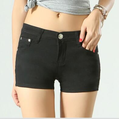 Online Buy Wholesale skinny jeans short women from China skinny ...