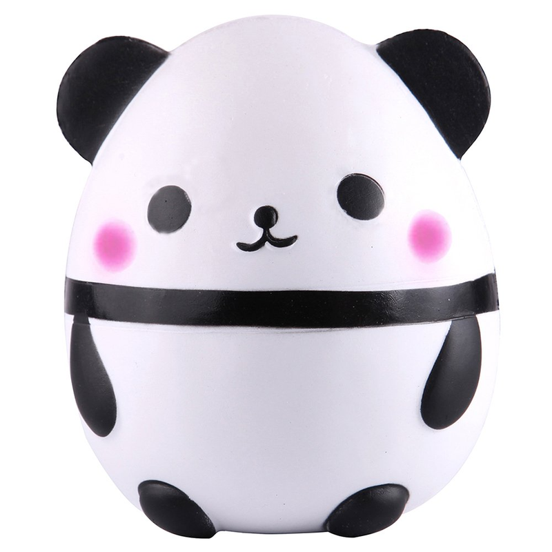 Squeeze Toys Squishes Slow Rising Squishy Panda Egg Big Squishies  Kids Squisy Stress Relief Antistress Gift Drop Shipping