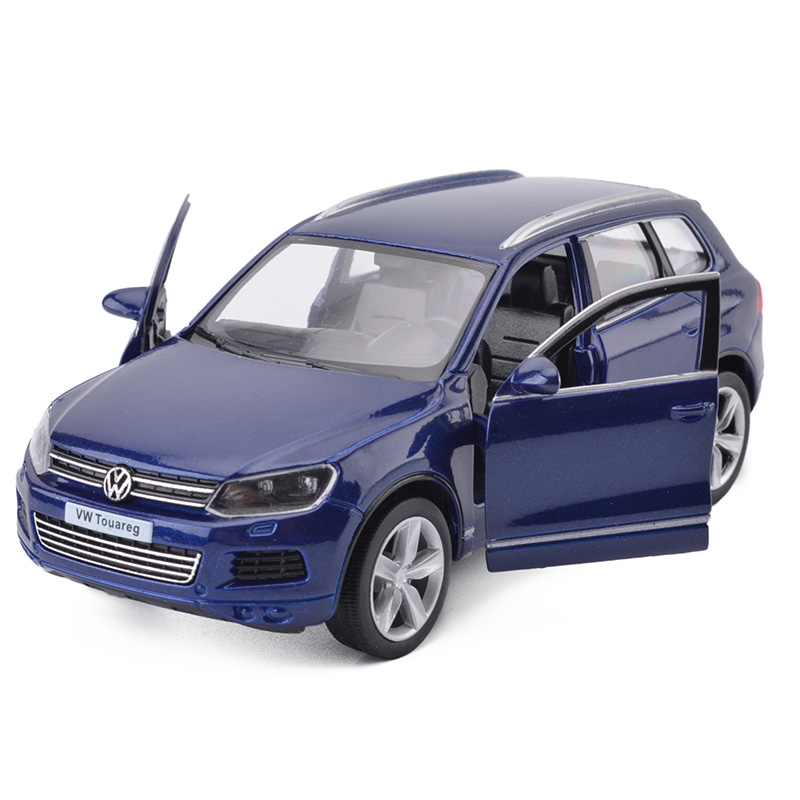 1/36 Scale Diecast Alloy Metal Model Cars For Volkswagen Touareg 5