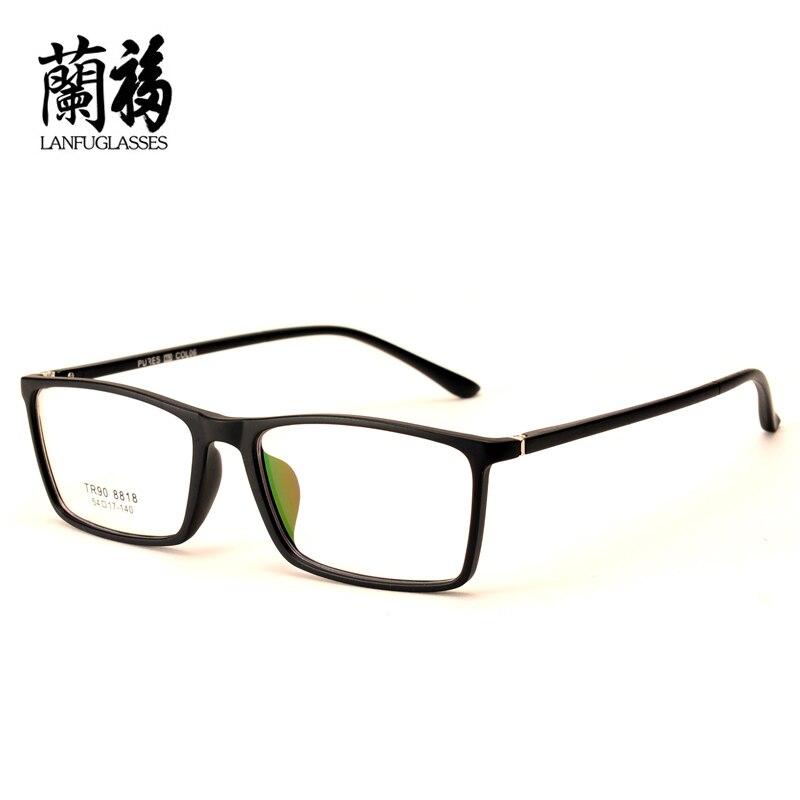TR90 Optische rahmen Spektakel vollformat leicht Plain brillen ...