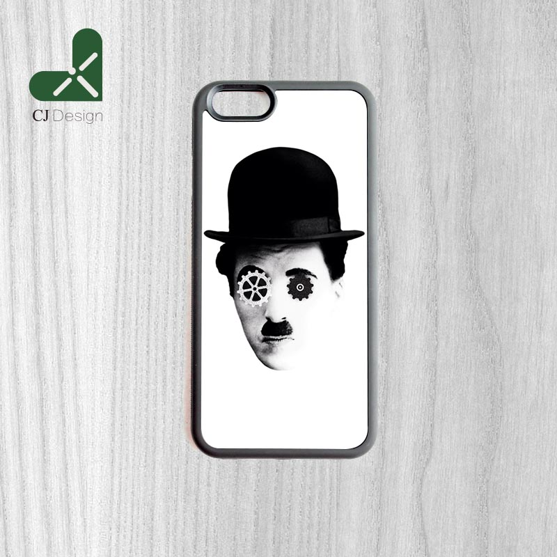 Hot models Modern Times Background Pattern Durable Mobile Phone Parts Protective Cover For iPhone 6 6s