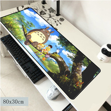 Totoro padmouse 800x300x2mm mouse mat laptop mouse pad High quality not