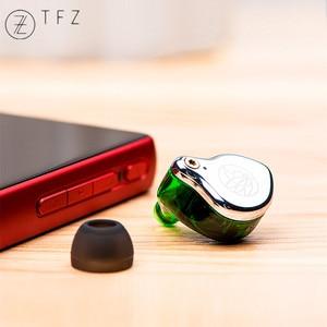 Image 3 - TFZ T2 Dynamic Driver Hybrid In ear Earphones HIFI DJ Monitor Earbuds Earphones Detachable 2pin 0.78mm S2 AIR KING NO.3 T3 QUEEN
