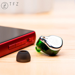 Image 3 - Tfz t2 다이나믹 드라이버 하이브리드 이어폰 이어폰 hifi dj 모니터 이어 버드 이어폰 분리형 2pin 0.78mm s2 에어 킹 no. 3 t3 퀸