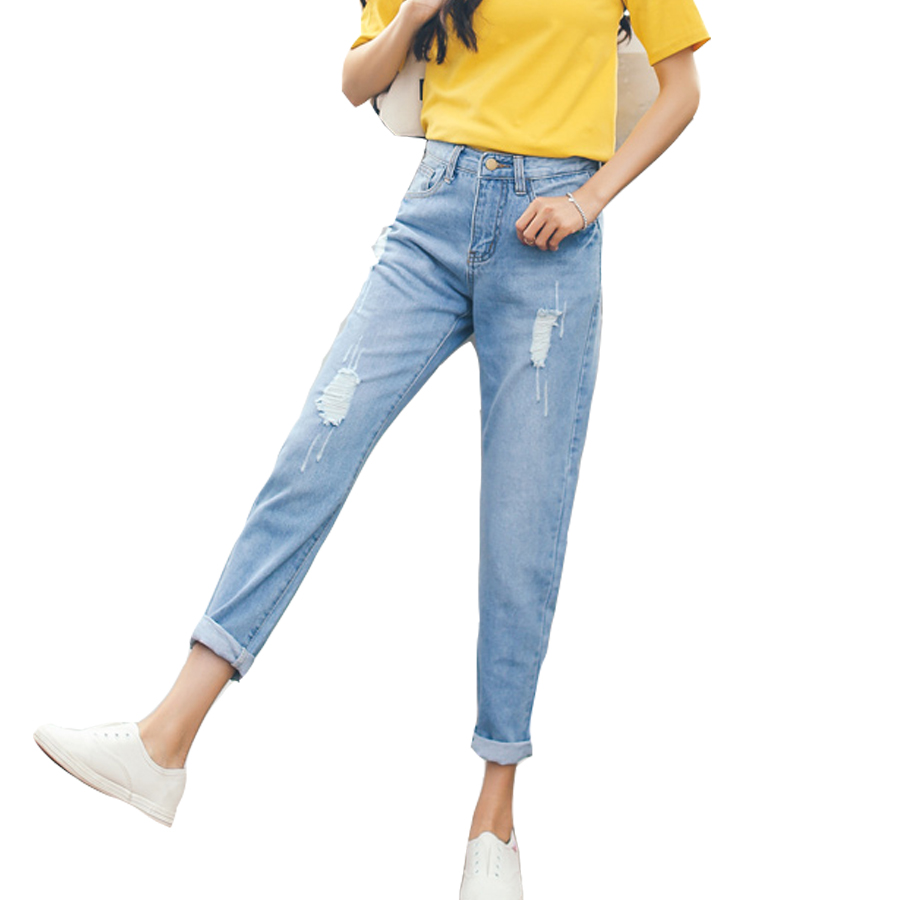 Online Get Cheap Womens Loose Fit Jeans -Aliexpress.com | Alibaba ...